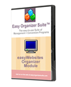 Picture of easyWebsites Organizer™ Module - Standard Edition